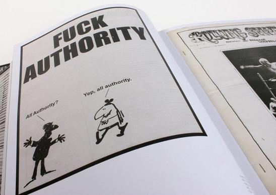 Вышла книга «Punk: An Aesthetic», посвященная визуальной составляющей панк-культуры. Изображение № 6.