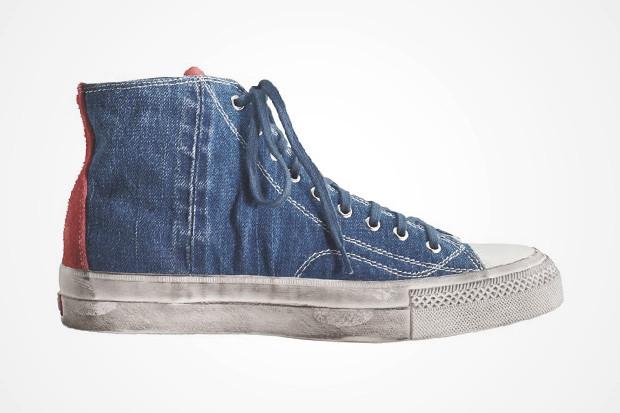Обувь из денима: вчера, сегодня, завтра. Изображение № 3.