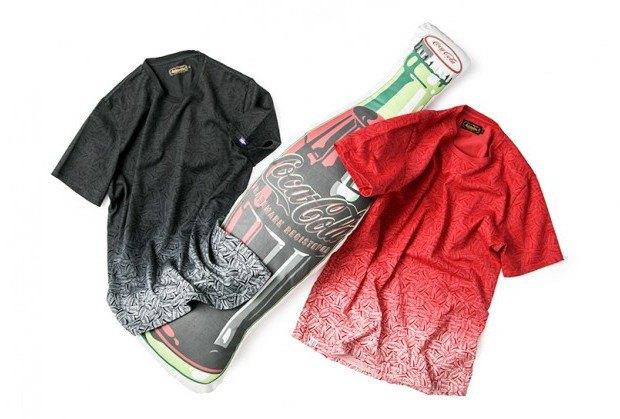 Компания Coca-Cola представила коллаборацию с девятью марками одежды. Изображение № 2.
