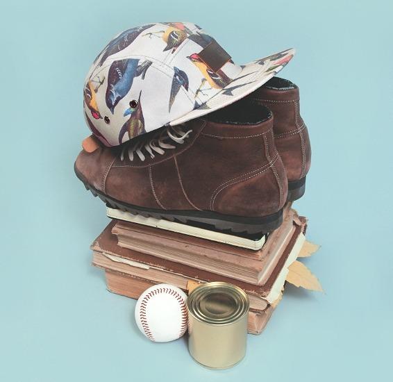 Киевская марка Syndicate опубликовала лукбук новой коллекции кепок. Изображение № 1.
