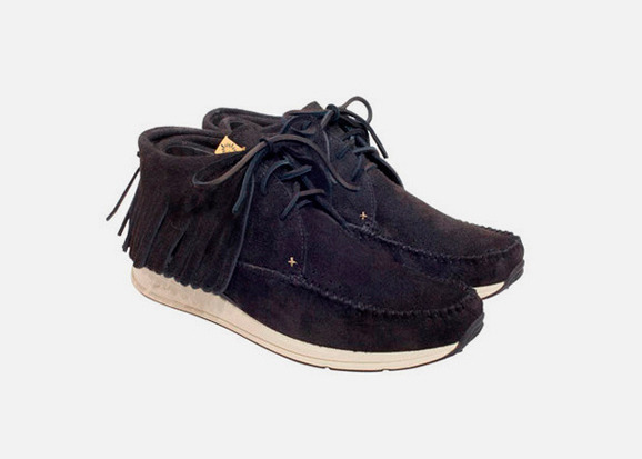 Японская марка Visvim выпустила осеннюю коллекцию обуви. Изображение № 4.