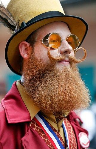 В США выбрали лучшего бородача. Изображение № 5.