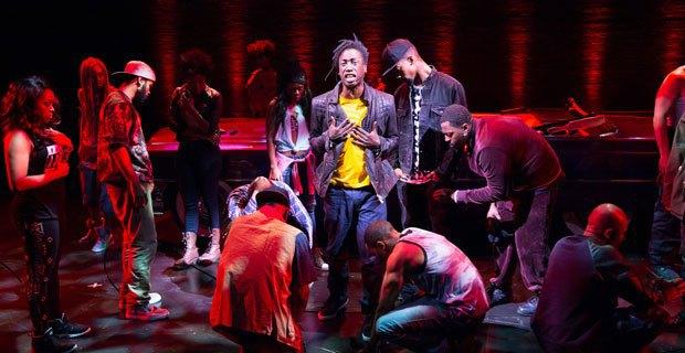 Бродвейский мюзикл о жизни Тупака провалился. Изображение № 1.