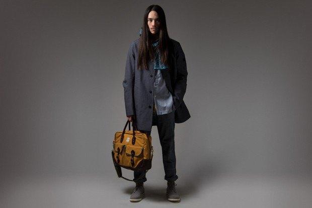 Марка Garbstore опубликовала лукбук весенней коллекции одежды. Изображение № 14.