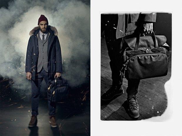 Магазин Brandshop и фотограф Андрей Давыдовский опубликовали совместный лукбук. Изображение № 6.