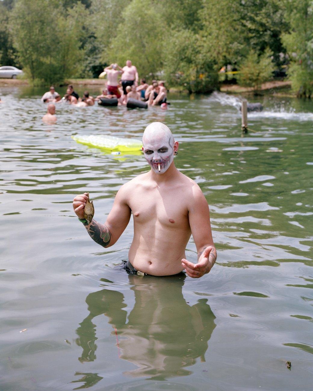 Клоуны на выезде: Фоторепортаж с ежегодного фестиваля джаггало в Иллинойсе. Изображение № 2.