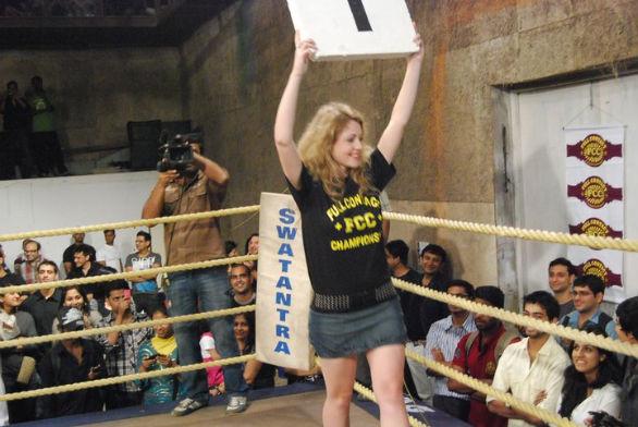 Индийское правительство одобрило развитие клубов подпольного бокса. Изображение № 9.