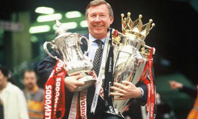 Юбилей Алекса Фергюсона на посту тренера «Манчестер Юнайтед». Изображение № 1.