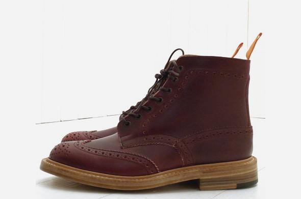 Новая коллекция ботинок марки Tricker's. Изображение № 7.