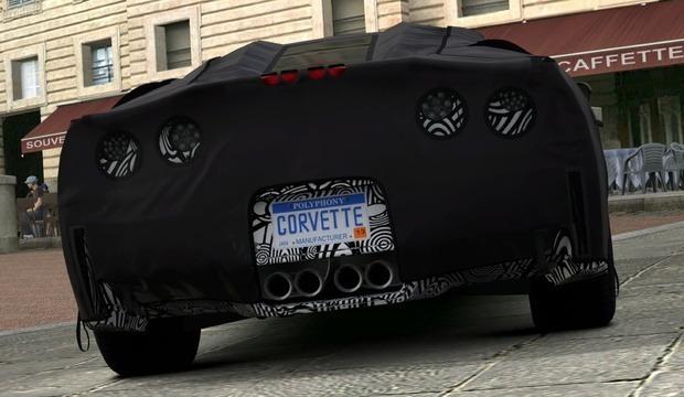 Chevrolet предлагает испытать новый Corvette 7 на PlayStation. Изображение № 7.
