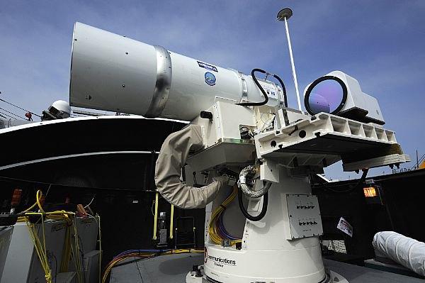 США собираются использовать боевой лазер на кораблях в Персидском заливе. Изображение № 3.