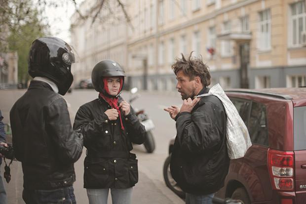 Репортаж со съемок тест-драйва мотоцикла Kawarna. Изображение № 4.