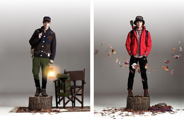 Лукбук новой коллекции марки The North Face F/W 2011. Изображение № 4.