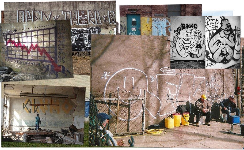 Банда аутсайдеров: Как уличные художники возвращают искусству граффити дух протеста. Изображение № 8.