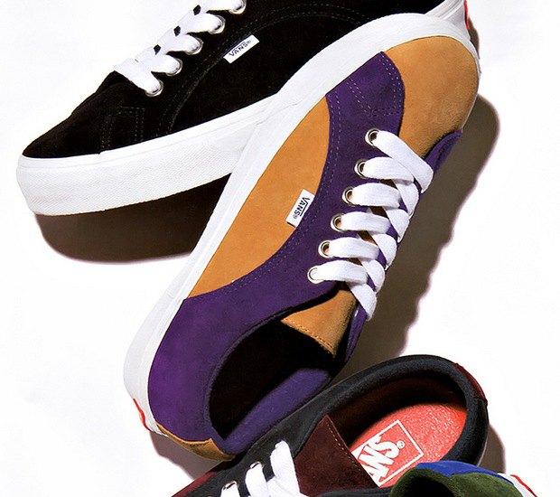 Марки Supreme и Vans выпустили совместную коллекцию обуви. Изображение № 3.