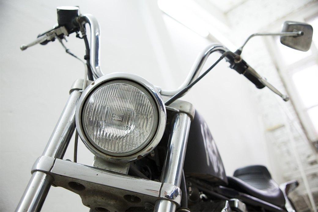 Эксперимент FURFUR: Как кастомизировать свой мотоцикл. Изображение № 4.