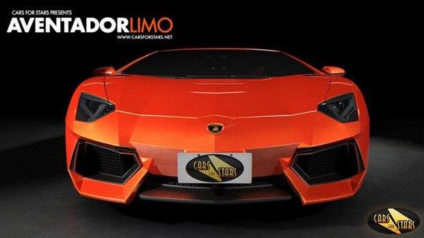 Британская компания построит лимузин на базе суперкара Lamborghini Aventador. Изображение № 3.