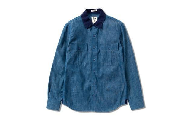 Марка Stussy представила осеннюю коллекцию одежды. Изображение № 8.