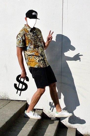 Марка Stussy выпустила лукбук летней коллекции одежды. Изображение № 1.