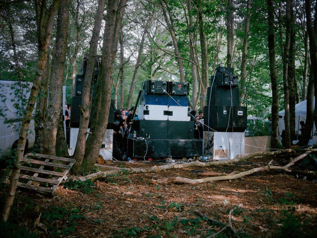 Лесные братья: Номадические вечеринки в сельской Франции. Изображение № 21.