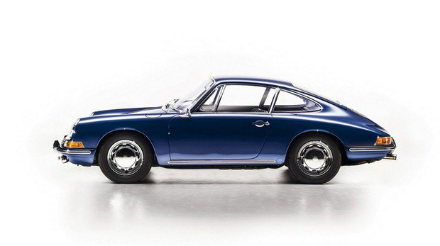 Вышла книга Porsche 911 Book: 50th Anniversary Edition. Изображение № 9.