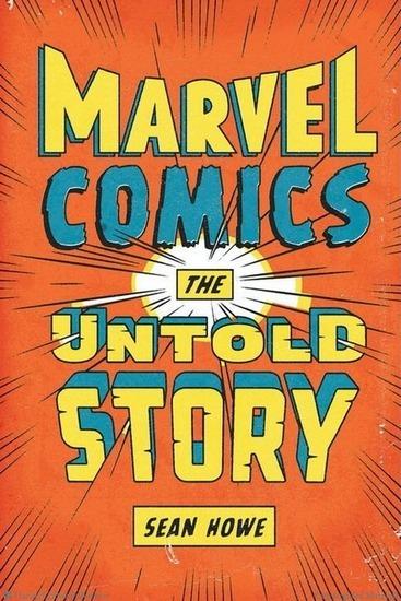 Вышла книга о создателях комиксов «Marvel». Изображение № 3.