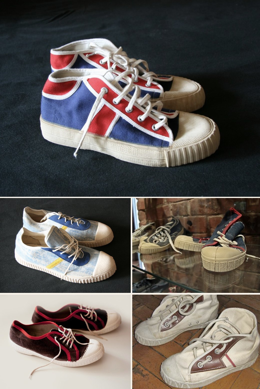 Кеды: История самой простой спортивной обуви в мире и СССР. Изображение № 12.