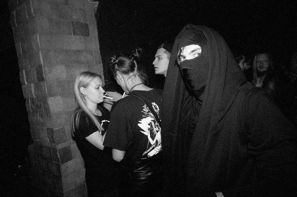 Вич-инфицированные: Как российская молодёжь выдумала новую мрачную субкультуру. Изображение № 5.