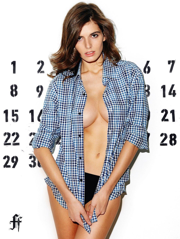 Календарь FURFUR на 2013 год: Апрель. Изображение № 1.