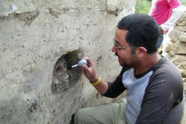 В Мексике нашли первый храм бога смерти. Изображение № 1.
