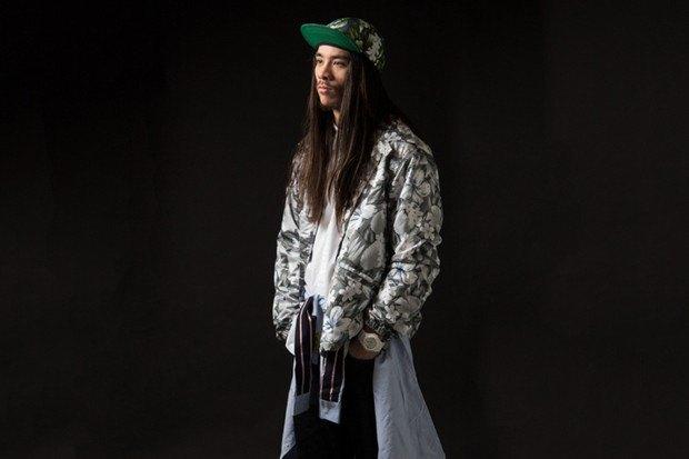 Марка Garbstore опубликовала лукбук весенней коллекции одежды. Изображение № 13.