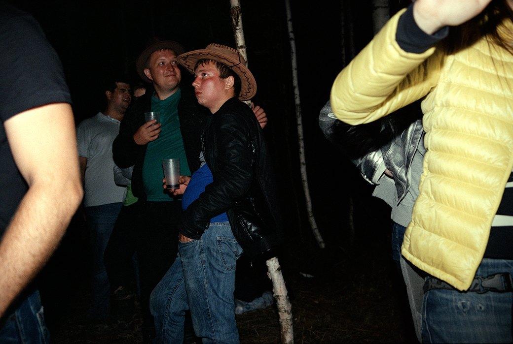 Рейв в лесу: Фоторепортаж с фестиваля «Архстояние» . Изображение № 22.