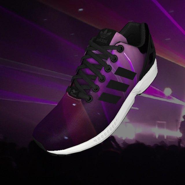 Редакция FURFUR тестирует приложение Adidas miZX FLUX. Изображение № 5.