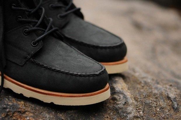 Марка Sebago и дизайнер Ронни Фиг выпустили совместную коллекцию обуви. Изображение № 2.