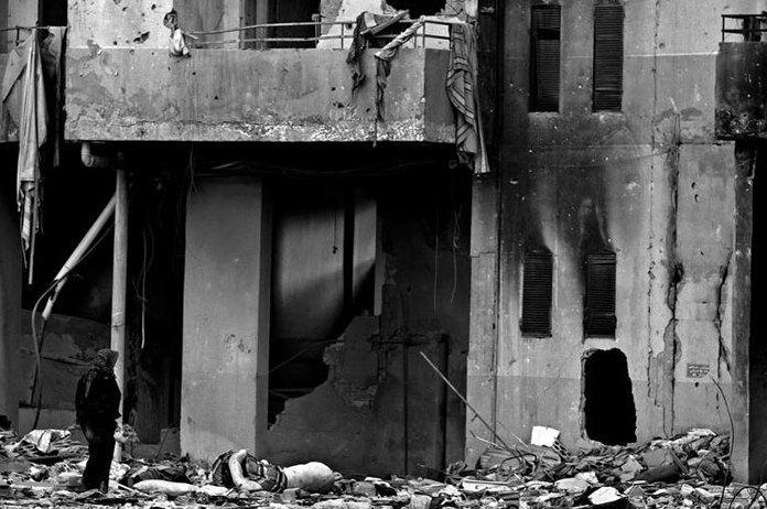 Объективный взгляд: 10 современных военных фотографов . Изображение № 30.