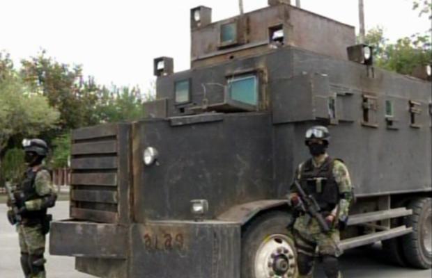 Как самодельная военная техника участвует в настоящих сражениях. Изображение № 19.