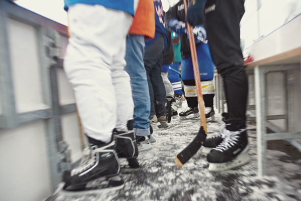 Репортаж с хоккейного турнира магазина Fott. Изображение № 23.