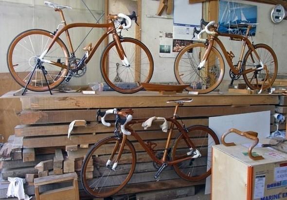 Изображение 7. Men's Digest: Деревянные велосипеды, летающие мотоциклы и книга Марка Гонсалеса.. Изображение № 2.