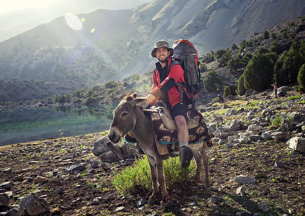 Встреча с личным богом: Фоторепортаж из похода в горы Таджикистана. Изображение № 4.