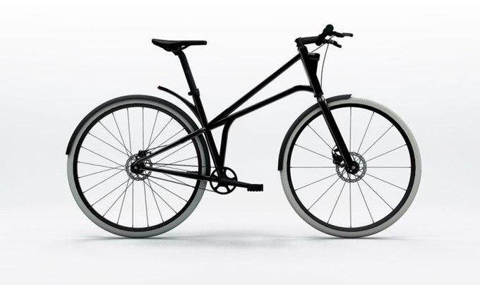 Велофирма CYLO представила новый городской байк. Изображение № 2.