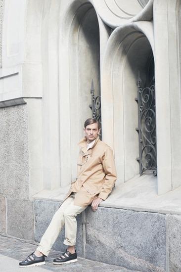Датская марка Soulland представила весеннюю коллекцию одежды. Изображение № 3.