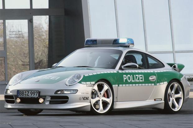 Полицейский беспредел: Самые навороченные авто на службе полиции разных стран. Изображение № 24.
