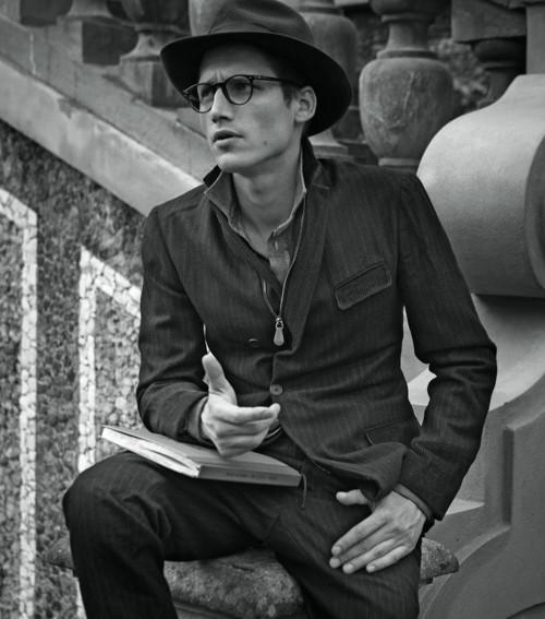 Изображение 16. Men's Digest: платки от Канье Уэста, флорентийская мода и фильм о гонщике-рекордсмене.. Изображение № 16.