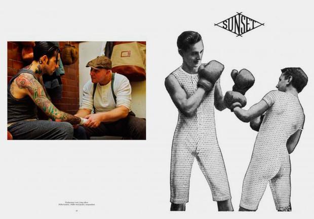 Марка Levi's Vintage Clothing выпустила лукбук осенней коллекции одежды. Изображение № 19.