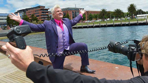«Король папарацци» случайно стал мэром австралийского города. Изображение № 1.