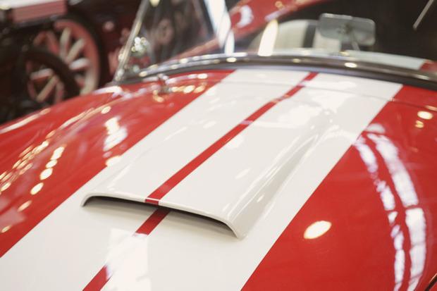 Машина времени: 8 лучших ретроавтомобилей с выставки «Олдтаймер». Изображение № 42.