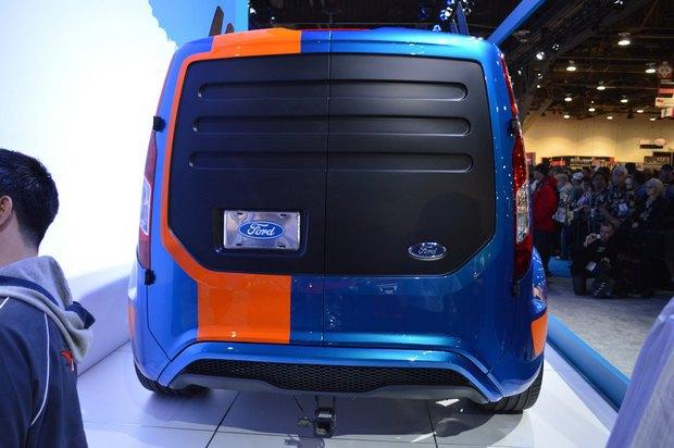 Ford превратил игрушечную машинку в полноразмерный концепт. Изображение № 4.