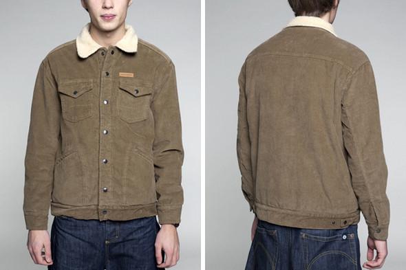 Вельветовая куртка Loreak Mendian в Look At Me Store. Изображение № 28.