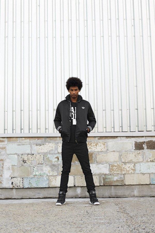 Adidas Originals выпустили лукбук новой весенней коллекции. Изображение № 2.