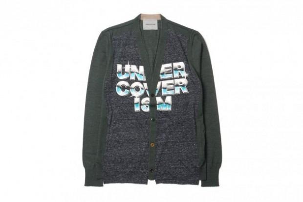 Марка Undercover выпустила вторую часть осенней коллекции одежды. Изображение № 1.